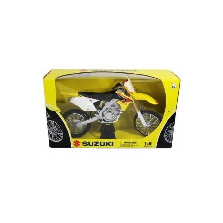 MOTO CROSS 1/6ème SUZUKI RMZ-450