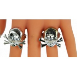 BAGUE PIRATE PAR SACHET DE 6
