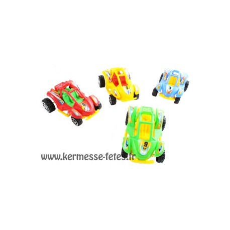 BUGGY CROSS 7.5 cm RETRO-FRICTION
