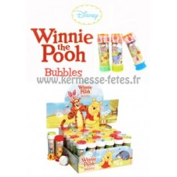 "BULLE DE SAVON ""WINNIE L'OURSON""  60 ml"