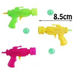 PISTOLET + 1 BALLE 9 cm