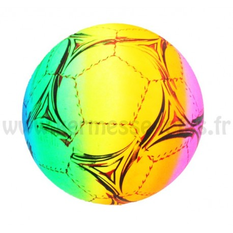 BALLON FOOTBALL FLUO Ø 23 cm