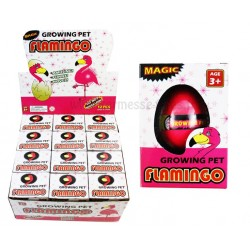 OEUF FLAMAND ROSE GROSSISSANT