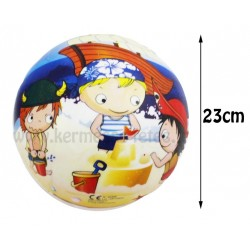 BALLON DECOR PIRATE  Ø 23 cm