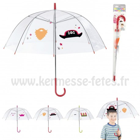 PARAPLUIE PHOTOBOOTH ENFANT