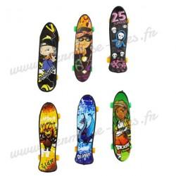 FINGER SKATEBOARD ( Skateboard pour les doigts)
