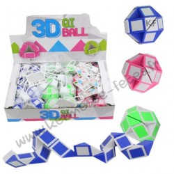 JEU DE Q.I BALL 3D CASSE TETE