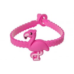 BRACELET FLAMAND ROSE