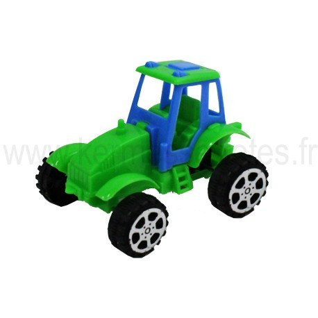 TRACTEUR RETRO-FRICTION 7.5CM