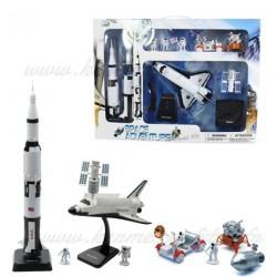 COFFRET SPACE AVENTURE model Kit
