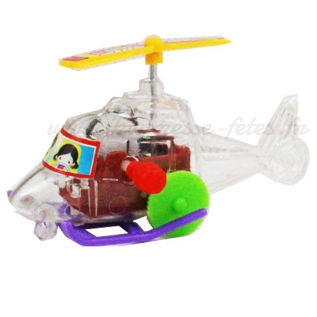 VEHICULE HELICOPTERE A FRICTION