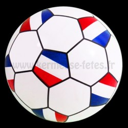 BALLON FOOT FRANCE TRICOLORE Ø 25cm