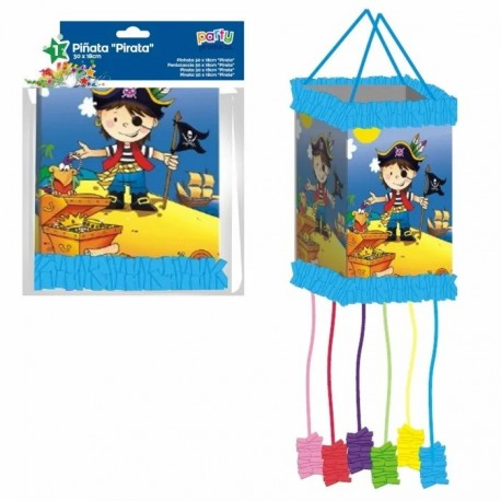 "PINATA A FICELLES ""  PIRATE """