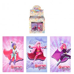"CARNET 20 pages "" SUPER GIRL """