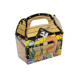 "LUNCH BOX PM "" TRESOR DE PIRATE """