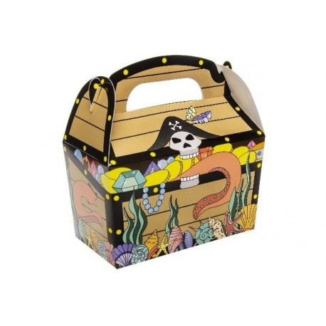 "LUNCH BOX PM "" TRESOR DE PIRATE """