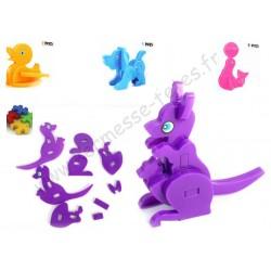 PUZZLE 3D ANIMAL à monter