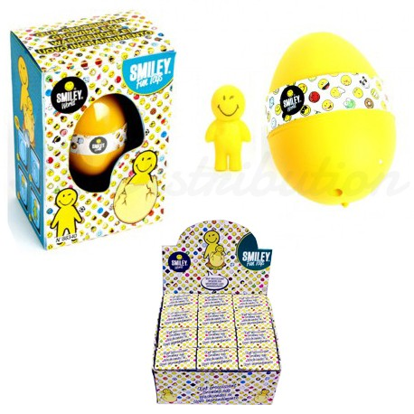 OEUF GROSSISSANT PERSONNAGE SMILEY®