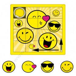 """PUZZLE POUSSE POUSSE """" SMILEY """"®"""