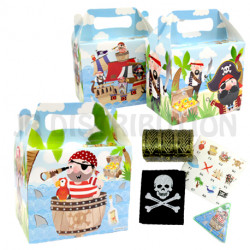PACK FETE : THEME PIRATE
