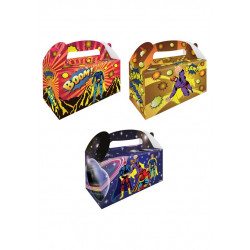 "BOITE LUNCHBOX GM "" SUPER HERO """