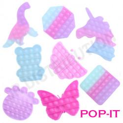 POP IT PASTEL ( change de couleurs au soleil )