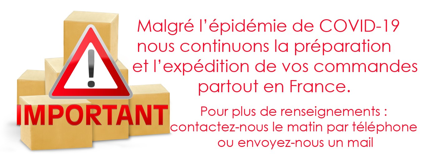 Message important COVID-19